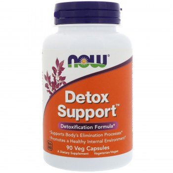 Now Detox Support 90 veg caps