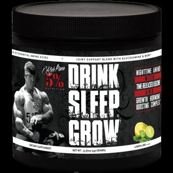 5 Nutrition by Rich Piana Rich Piana 5% Nutrition Drink Sleep Grow 450 g