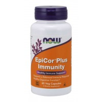 Now EpiCor Plus immunity 60 veg caps