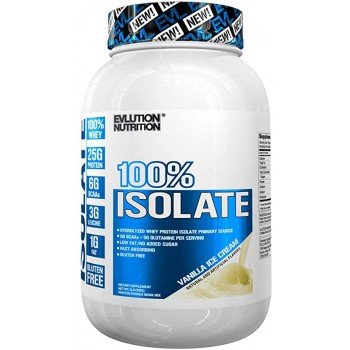 Evlution Nutrition 100% Isolate 907 g