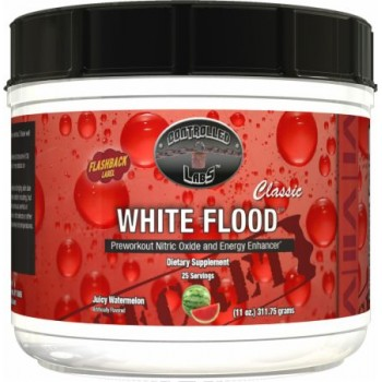 Controlled Labs White Flood Classic 25 serv