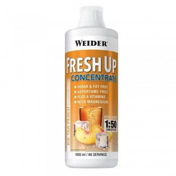 Weider Fresh Up Concentrate 1L