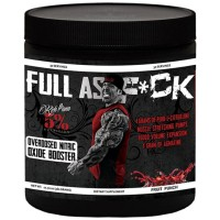 5 Nutrition by Rich Piana Rich Piana 5% Nutrition Full as F*ck Agmatine Version