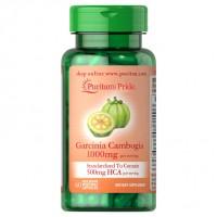 Puritan's Pride Garcinia Cambogia 1000 mg 60 veg caps