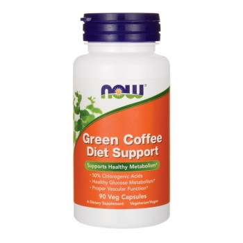 Now Green Coffee Diet Support 90 veg caps