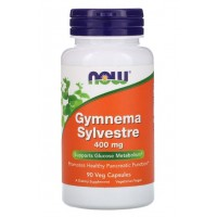 Now Gymnema Sylvestre 400 mg 90 veg
