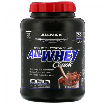 ALLMAX All Whey Classic 100% Whey Protein 2.27 kg