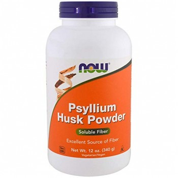 Now Psyllium Husk Powder 340 g