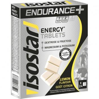 Isostar Endurance + Energy Tablets x 24 tab