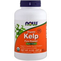 Now Organic Kelp Pure Powder 227 g
