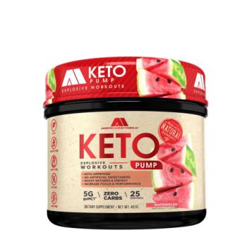 AmericanMetabolix Keto Pump 25 servings