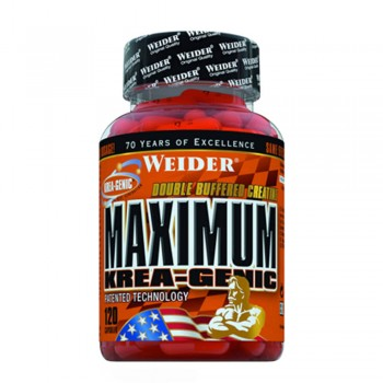 Weider Maximum Krea-Genic 120 caps