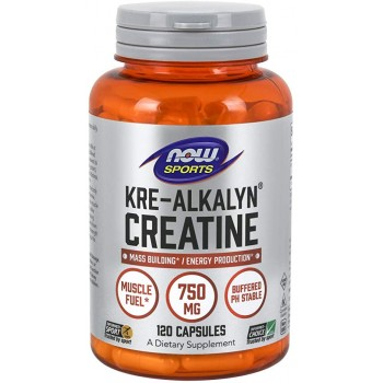 Now Kre Alkalyn 120 caps