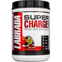 Labrada Super Charge Pre Workout 25 serv