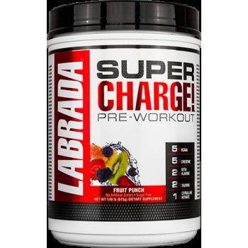 Labrada Super Charge Pre Workout 25 serv