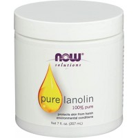 Now Solutions Pure Lanolin 198g
