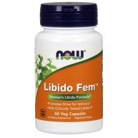 Now Libido Fem™ 60 vcaps