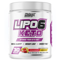 Nutrex Lipo 6 Keto 30 servings
