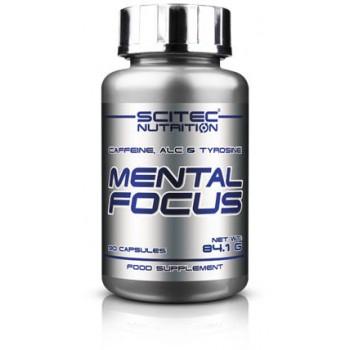 Scitec Mental Focus 90 caps