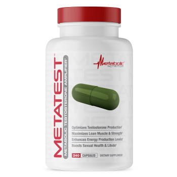 Metabolic Nutrition MetaTest 240 caps