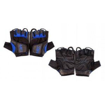 MEX Manusi M-Fit Gloves Blue
