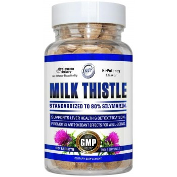 Hi-Tech Milk Thistle 90 tab