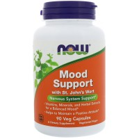 Now Mood Support with St. John's Wort 90 veg caps