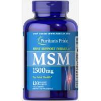 Puritan`s Pride MSM 1000 mg 120 caps