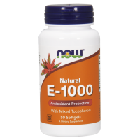 NOW Natural E 1000 50 softgels