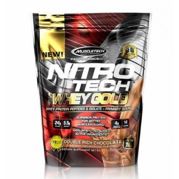 Muscletech Nitro Tech Whey Gold 450 g USA
