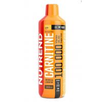 Nutrend Carnitine 100 000 Vitamine B5,B6 100 serv