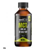 Hero.Lab Supplements MCT Oil 400ml