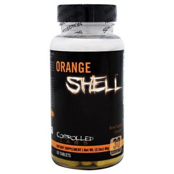 Controlled Labs Orange Shell 60 caps