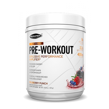 Muscletech Peak Series Pre-Workout 25 serv