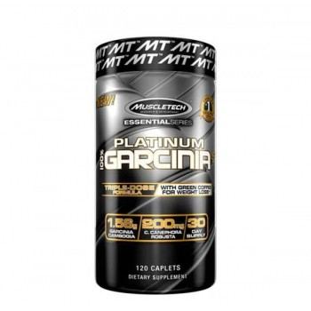 Muscletech Platinum Garcinia 120 caps