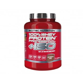 Scitec Whey Protein Professional + ISO 2.2 kg