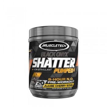 Muscletech SX-7 Black Onyx Shatter Pumped 20 serving
