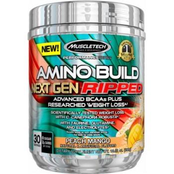 Muscletech Amino Build Next Gen Ripped