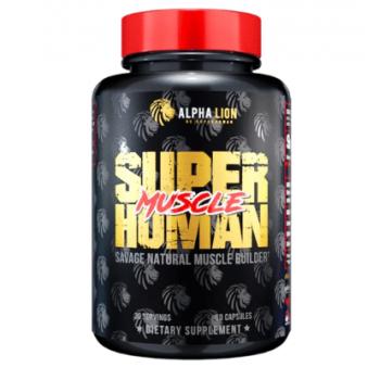 Alpha Lion Super Human Muscle 60 caps