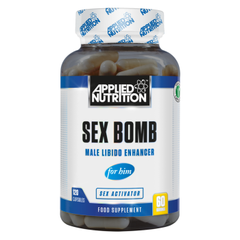 Applied Nutrition Sex Bomb for Him 120 caps