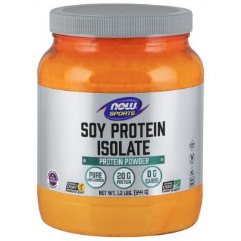Now Soy Protein Isolate 544 g