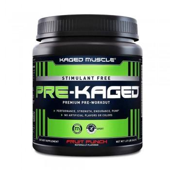Kaged Muscle Pre-Kaged Stimulant Free