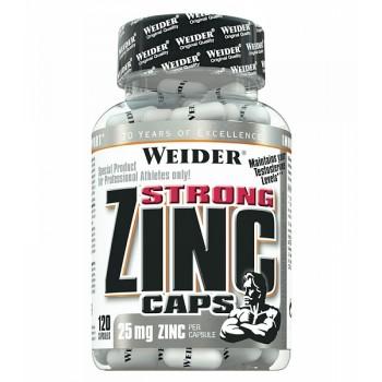 Weider Strong Zinc 25 mg 120 caps