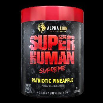 Alpha Lion Super Human Supreme 21 serving
