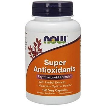 Now Super Antioxidants 120 veg caps
