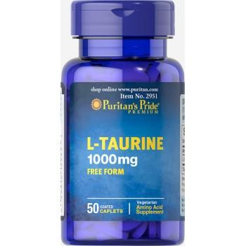 Puritan`s Pride Taurine 1000 mg 50 capsule