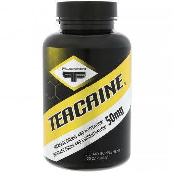 PrimaForce Teacrine 50 mg 120 caps