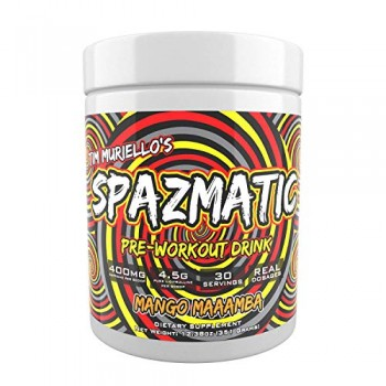Tim Muriello's Spazmatic Pre-workout 30 serv