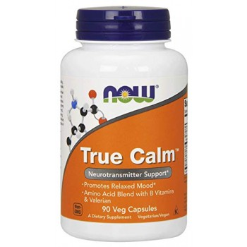 Now True Calm 90 veg caps