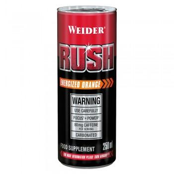 Weider Rush 250 ml 12 bc